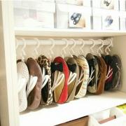 スペース節約や靴の保管にも♪靴のスッキリ収納アイディア