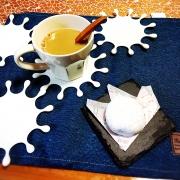 リメイクにも使えるって感動!セリアのカフェ風コースター