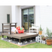 お庭が特別な空間に☆JJPROHOMEのウッドデッキ使用実例【PR】