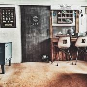 1K/一人暮らし/カフェ風/カシウェア/ミナペルホネン/無印良品…などに関連する他の写真
