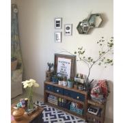 Lounge/無印良品/IKEA/ドライフラワー/照明/DIY…などに関連する他の写真
