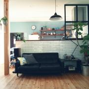 「ひっそり佇む裏路地cafe風。トラディショナルな品と、気さくな温もりが出会う空間」憧れのキッチン vol.66 kazenさん