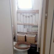 塩系インテリアの会/築41年中古マンション/編み物/洗面所/アクリルたわし/Bathroom…などに関連する他の写真