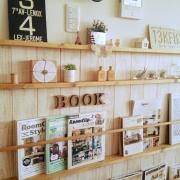 壁にアクセントを!素敵な工夫がいっぱい詰まった飾り棚たち