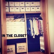 見せる?隠す?洋服・ファッション小物etc…クローゼット収納実例