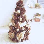 大人のクリスマスを演出♪シックでハイセンスなクリスマスデコ特集