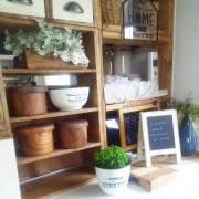 築35年団地/セリアアイアンバー/ジュート袋/salut!/My Shelfに関連する他の写真