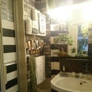 DIY/100均/セリア/トイレットペーパーホルダー/Bathroomに関連する他の写真