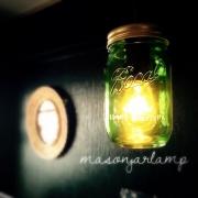 ガラスジャーでライトを作ろう♪雰囲気のある照明をDIYで