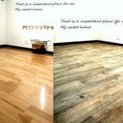 WALPA壁紙/カフェ風/レンガ壁紙/建設中/無垢材/新築…などに関連する他の写真