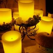 ニトリ・コストコのライトを使って幻想的な空間を作ろう!
