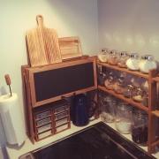 100均アイテムをDIYして快適なキッチンスペースを目指す!