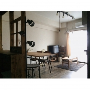 モモナチュラル/unico/ペイント/子どもと暮らす/緑/出窓…などに関連する他の写真