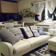 掃除がしやすい/ハンドメイド/ソファーカバー/ソファー/Loungeに関連する他の写真