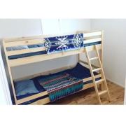 ニトリのロフトベッド&2段ベッドで部屋を広く使おう♡