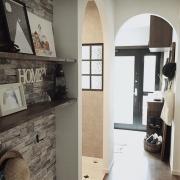 On Walls/ブリキ/カリフォルニアスタイル/ビーチスタイル/西海岸インテリア憧れる…などに関連する他の写真