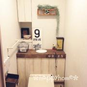 トイレタンク隠し DIY/トイレタンク/トイレタンクを隠す/トイレ改造計画/トイレDIY…などに関連する他の写真
