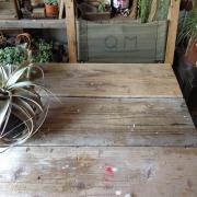 足場板で世界で一つだけのオリジナル家具をDIY!