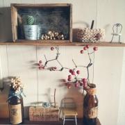 クリスマス/3coins/とりあえず壁面から始めてみます♡/On Wallsに関連する他の写真