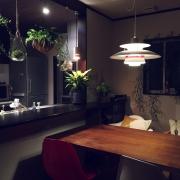 お部屋の雰囲気や目的で選ぼう!素敵な「照明」実例