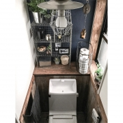 狭いスペースを有効活用!トイレの収納アイディア♪
