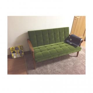 マリメッコ ファブリックパネルの人気の写真(RoomNo.626305)