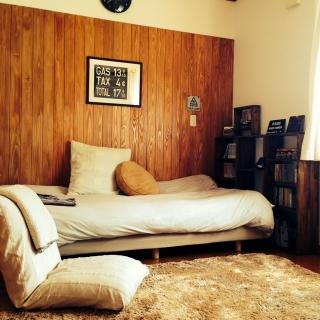 無印良品 3866 壁に付けられる家具・アルミ のインテリア実例