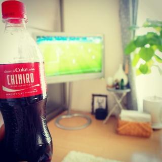 ネームボトル×ワールドカップのインテリア実例