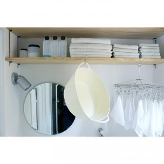 男性の、1LDK、家族住まいの「バス/トイレ」についてのインテリア実例