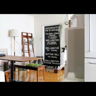 女性の、1DK、一人暮らしの「玄関/入り口」についてのインテリア実例