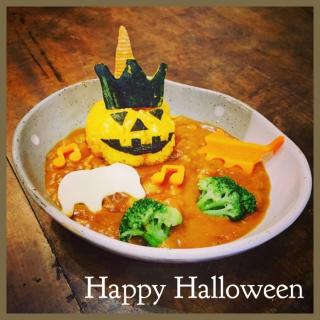 人生初Halloween料理のインテリア実例写真 人生初Halloween料理のインテリア実例