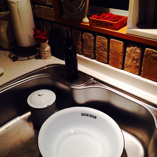 食器洗い桶を「使ってる派」の意見を聞いてみませんか?