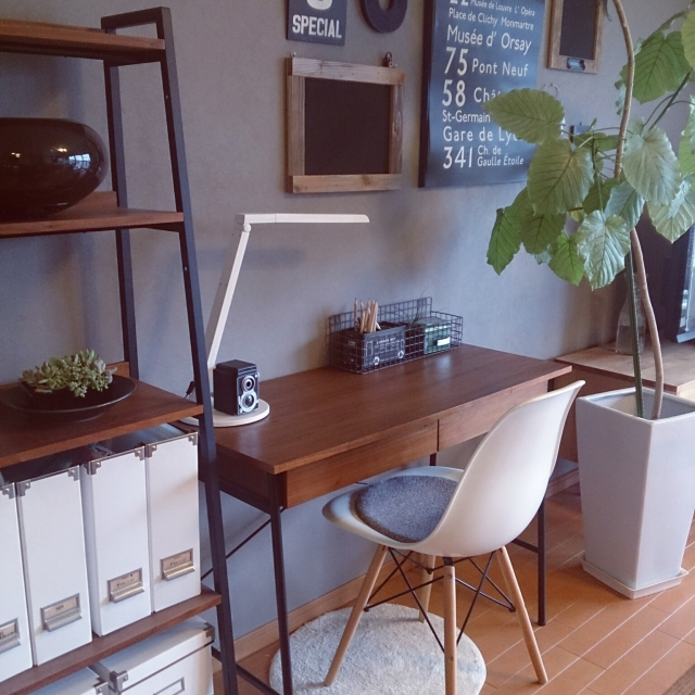 使いやすくて大好きな場所になる!学習机を置きたいお部屋