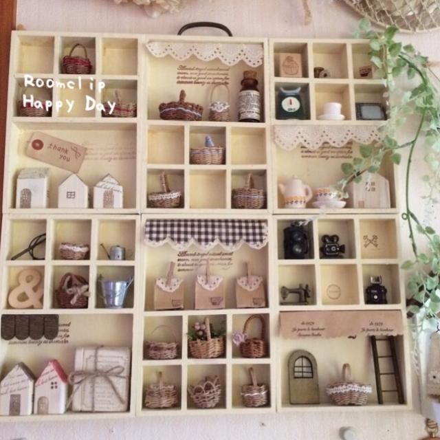 My Desk,100均,フェイクグリーン,エコクラフト,セリア♡,Mokaさん♡のインテリア実例 | RoomClip (ルームクリップ)