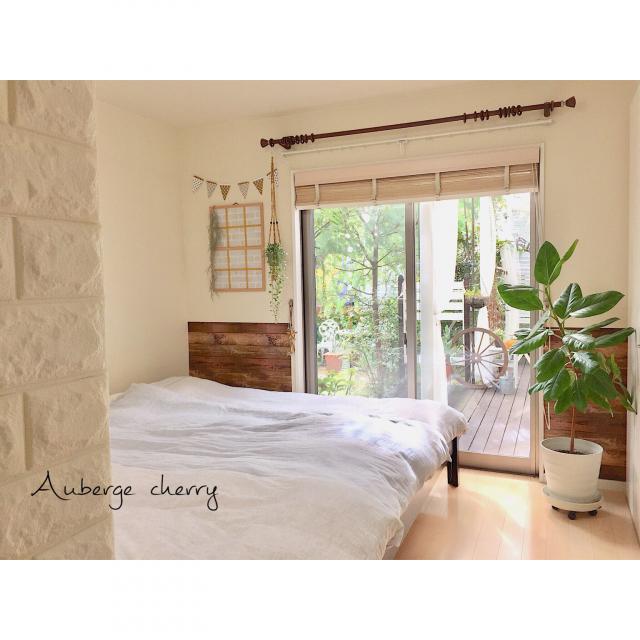 朝までぐっすり疲れも取れる♡快眠できる寝室の作り方
