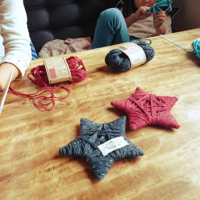 ハンドメイドの楽しさを味わいたい♡毛糸で作るアイデア集