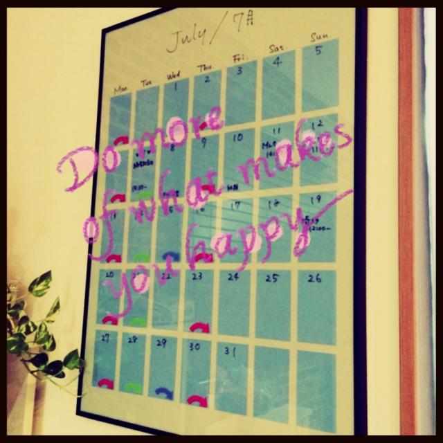 時間管理で暮らしにゆとりを♪カレンダー・手帳活用術