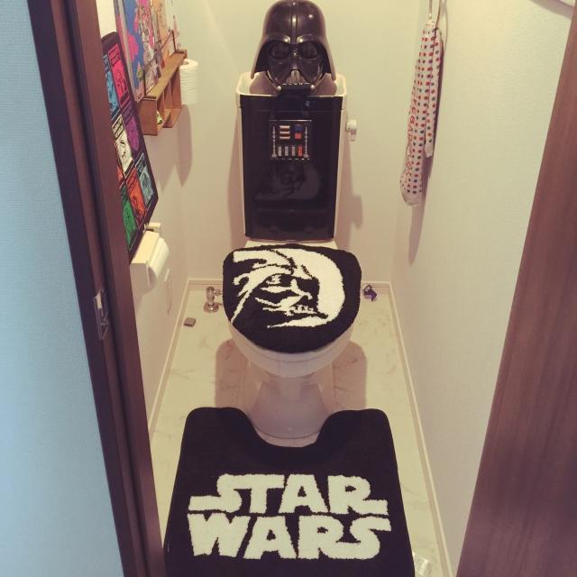 大人気商品!しまむらのトイレマットでトイレをアレンジ♪