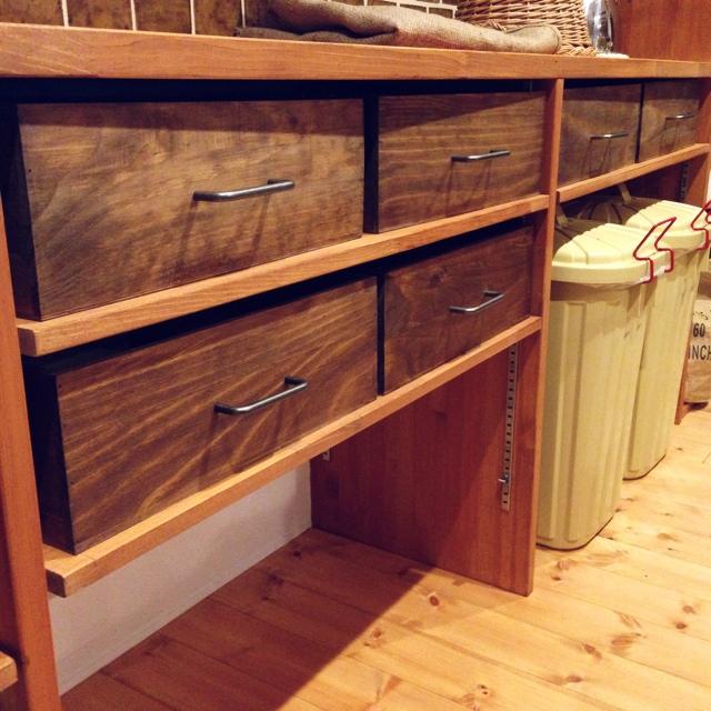 食器 収納」に関連する部屋のインテリアの実例 ...