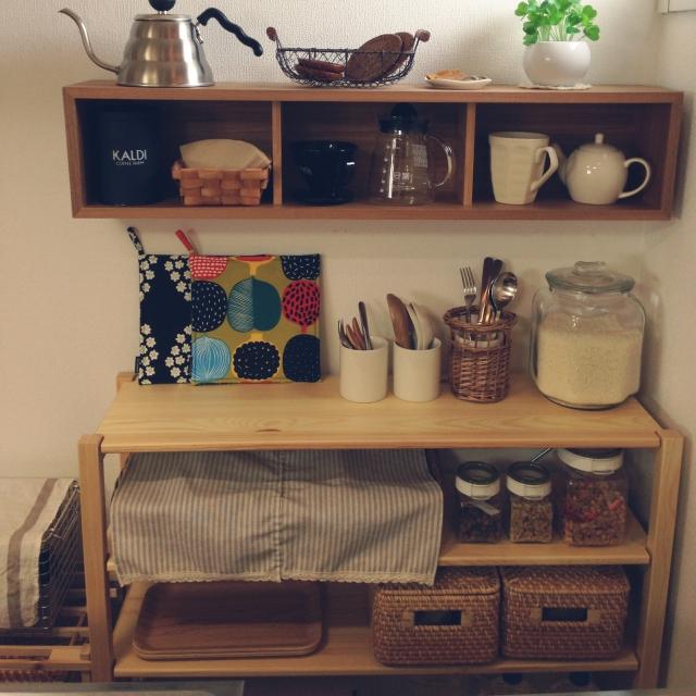 無印良品でキッチン周りを美しく。見せたくなる10のアイテム