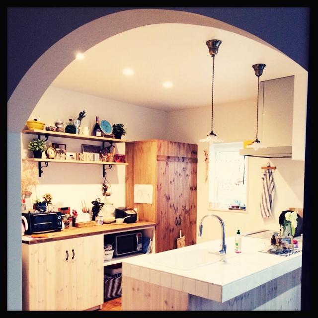 眺めの良いキッチン特集!美しさと機能性を追求したキッチンインテリア例
