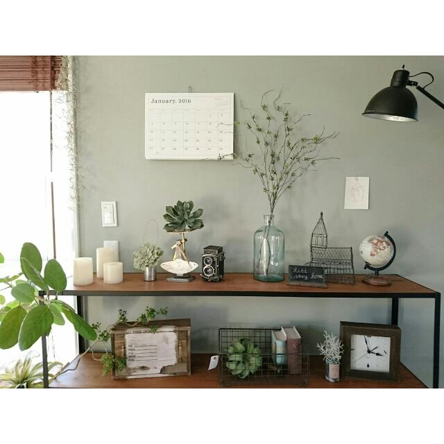 いなざうるす屋の雑貨感覚で飾れるフェイクグリーン