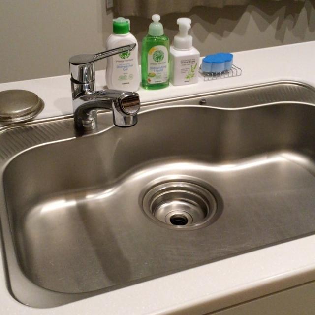 お掃除はなるべく楽に!水回りをいつもスッキリに保つコツ