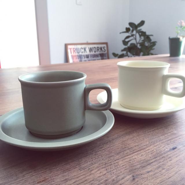 お気に入りをそろえよう☆カフェタイムに使いたいカップ