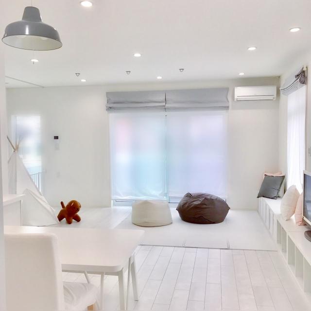 「適材適所が心地よい。シンプルに伸びやかに暮らせる家」 R.Y.Tさん