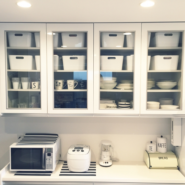 IKEAのVARIERAシリーズで、快適になる収納づくり