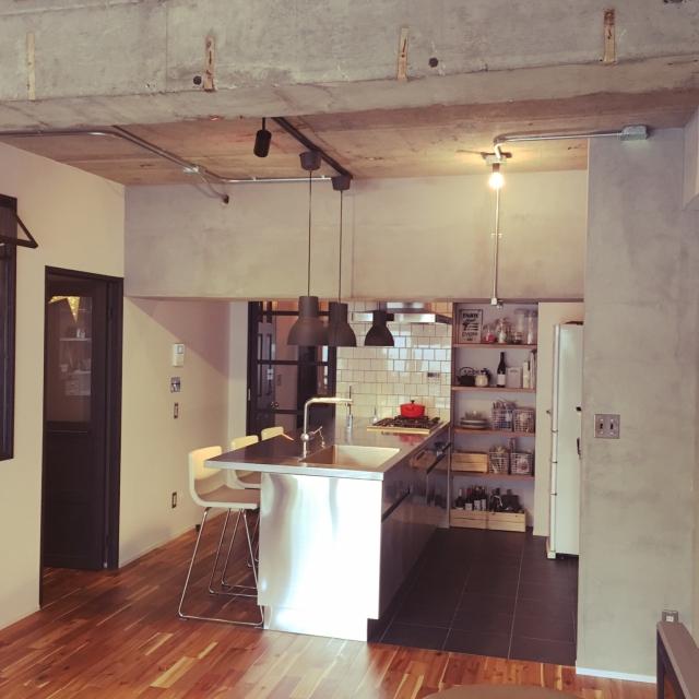 「リノベで思い通りにカスタマイズ。本物素材を厳選した家。」 by jocobuさん
