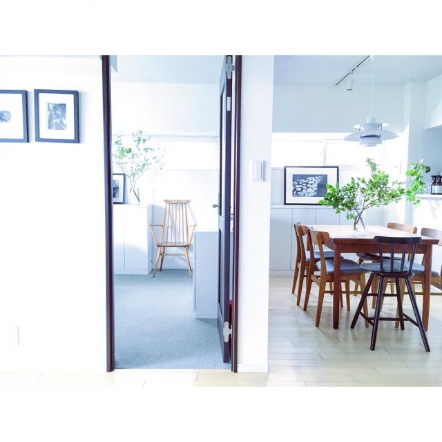生活感まで様になる、透明感溢れるシンプルな空間〜trim___さん〜[連載:RoomClip_新人ユーザー紹介]