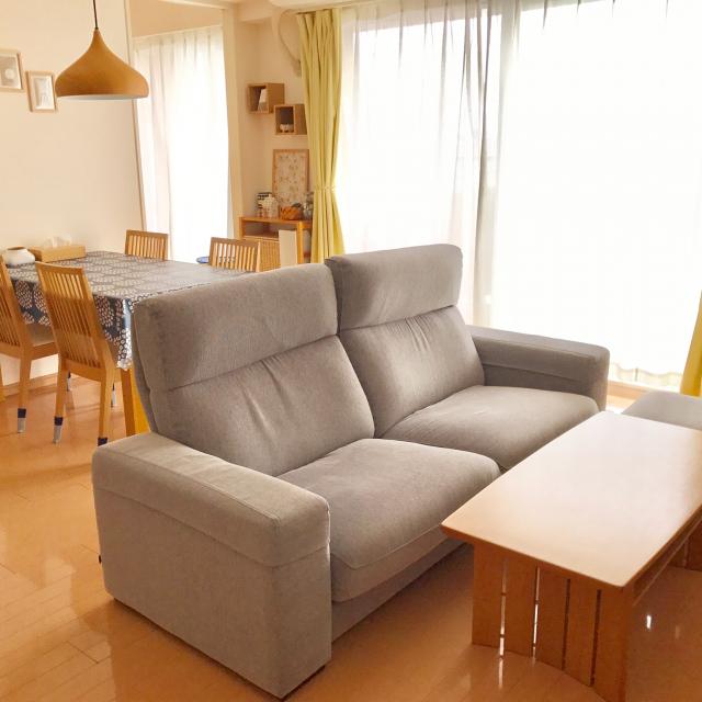 「家族を思い、自分を思う。暮らしにルールが浸透する収納」 by rakudaさん