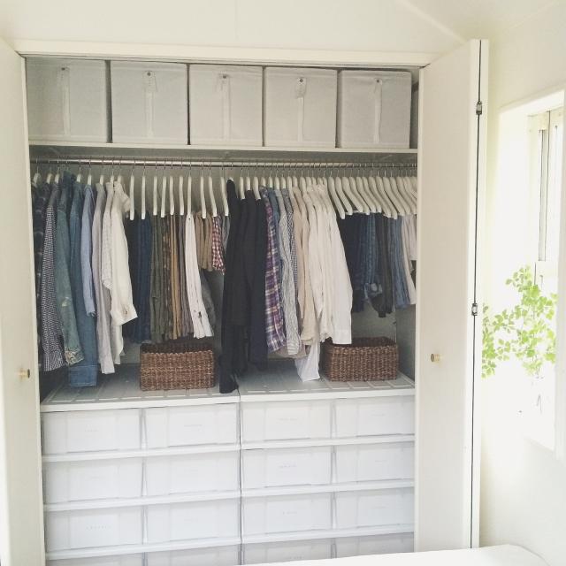 IKEAのskubbが優秀☆衣類や布団を上手に収納できる活用法